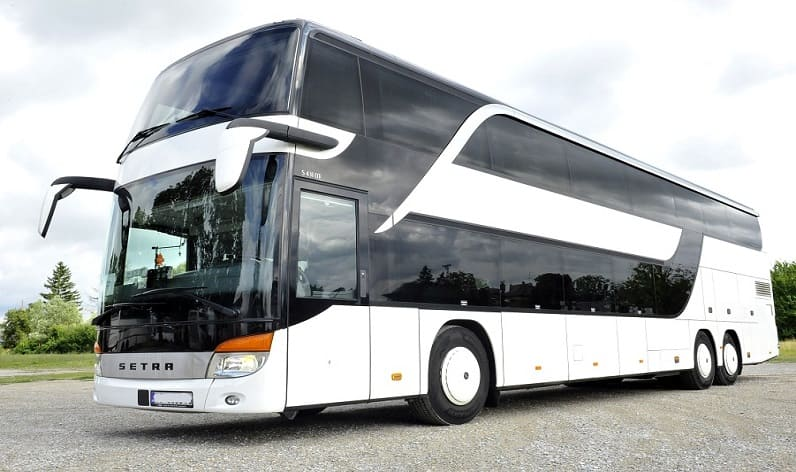 Saxony-Anhalt: Bus agency in Magdeburg in Magdeburg and Germany