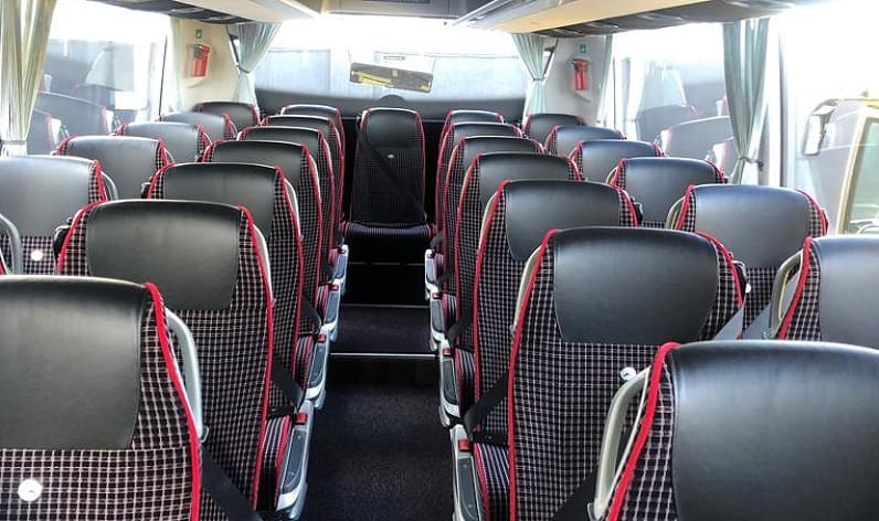 Germany: Coach booking in Lower Saxony in Lower Saxony and Wolfsburg