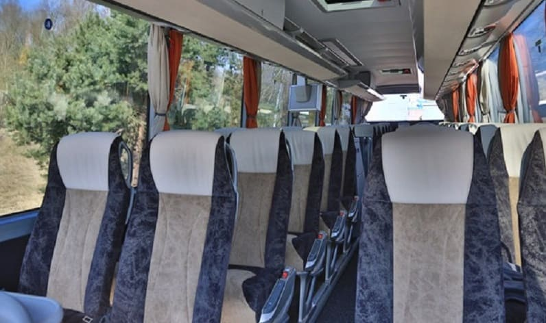 Germany: Coach charter in Thuringia in Thuringia and Sondershausen